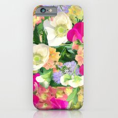 English Country Garden iPhone 6s Slim Case