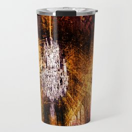Hall Of Mirrors Travel Mug
