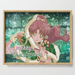 Merry Xmas Makoto! Serving Tray