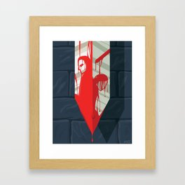 The Winter King - WORDLESS Framed Art Print