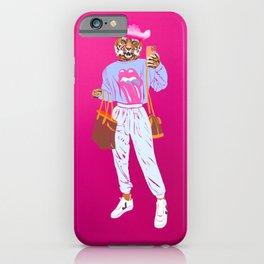Woke Up Like This iPhone Case