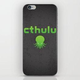 Cthulhu? iPhone Skin