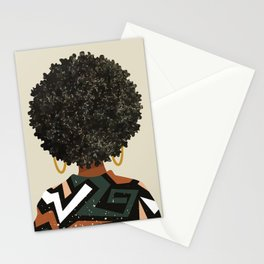 Black Art Matters Stationery Cards