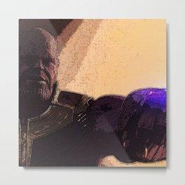 Infinity War Metal Print