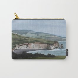 Freshwater, Isle of Wight, England Carry-All Pouch
