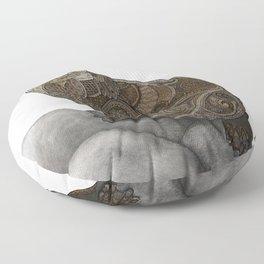 Otter Floor Pillow