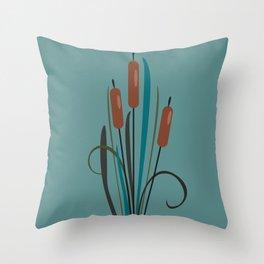 Reed Throw Pillow