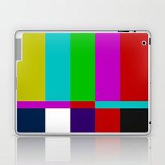 Color Glitch Laptop & iPad Skin