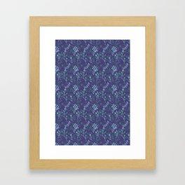 Tulle II + Framed Art Print