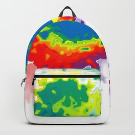 Rainbow Spurt 02 Backpack