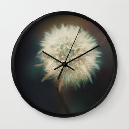 May nothing but hapiness come through your door Wall Clock