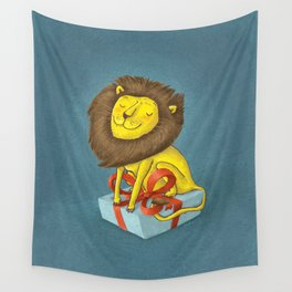 All the lion Wall Tapestry