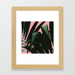 Tropikal Inspo Framed Art Print