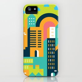 my home my city iPhone Case