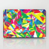 rave iPad Cases featuring Rave Paint by Mariah Williams