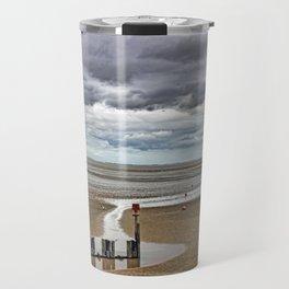 Cleethorpes Beach Lincolnshire Travel Mug