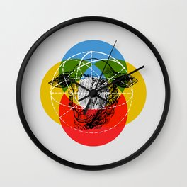 Givers Redux Wall Clock