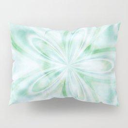 Seaspray Fractal Pillow Sham