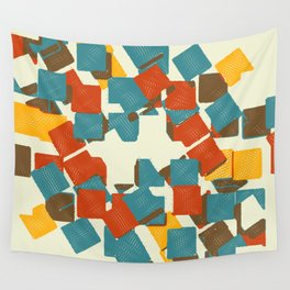 Graphic O4 Wall Tapestry