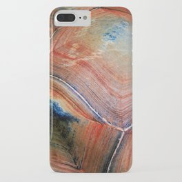 Shell Topography iPhone Case