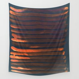 We Have Copper Dreams at Night Wall Tapestry