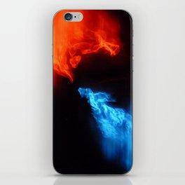 Light Painting & Light Art-Photography iPhone Skin