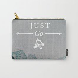 Just Go - Moraine Lake Carry-All Pouch