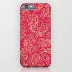 Crazy Paisley iPhone 6 Slim Case