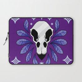 Bird Skull Laptop Sleeve