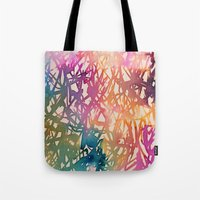 sparkle Tote Bags featuring Sparkle by zeze