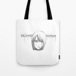 Blood Thirst Tote Bag