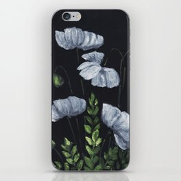Waxing Moons iPhone Skin
