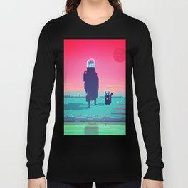 PHAZED PixelArt 1 Long Sleeve T-shirt