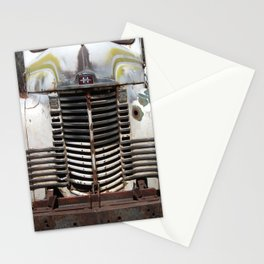 International Truck Grill, Truck Grill, Old Truck Stationery Cards