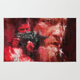 The Punisher (Frank Castle) played by Jon Bernthal Wall Art Painting, Movie Poster, Home Decor Rug