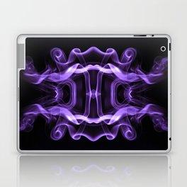 Abstract smoke Laptop & iPad Skin