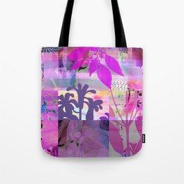 Verdant Island Tote Bag