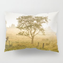 Two Horses at Sunrise Pillow Sham