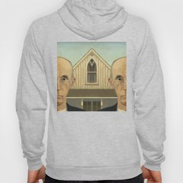 Gay American Gothic - LGBT Marriage Equality Hoody
