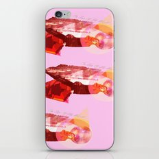 On Top Of The World... iPhone & iPod Skin