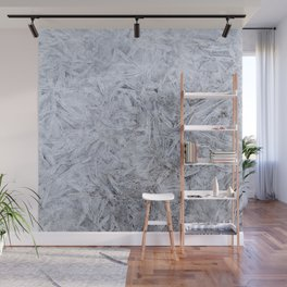 Iced Over Wall Mural