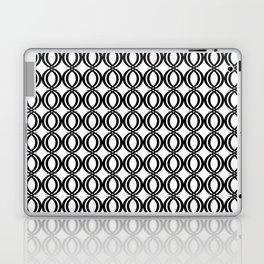 Oval Links Laptop & iPad Skin