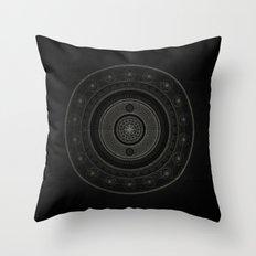 Inner Space 6 Throw Pillow