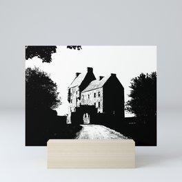 Lallybroch Mini Art Print