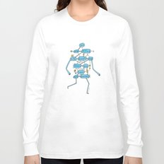 doubts and fears and hopes and dreams Long Sleeve T-shirt