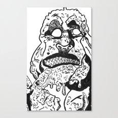 THE MUTANT Canvas Print