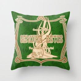 An Undead Favorite Throw Pillow