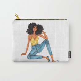 Lounging Carry-All Pouch