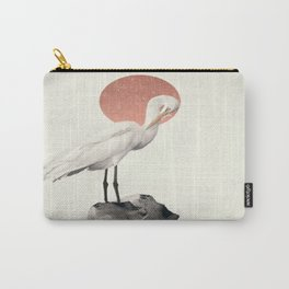 White Wings Carry-All Pouch