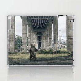 Bear sighting Laptop & iPad Skin